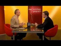 Roger Willemsen im Sonntagsgespräch - YouTube