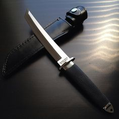 Cold Steel Master Tanto - l should have bought one years ago, they have rocketed in price.