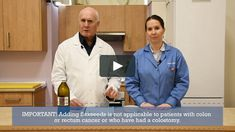 Lloyd and Kathy Jenkins from Budwig Center show you how to prepare the original budwig recipe of flaxseed oil (linseed oil) and cottage cheese.