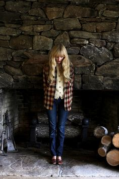 Living In Plaid