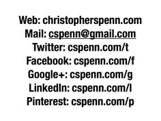 Contact Me! Uncategorized Christopher S. Social Networks, Social Media, Online Profile, Keynote Speakers, Marketing Data, Resume Examples, Data Science, Facebook, Job Search