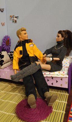 Barbie Y Ken, Barbie Sets, Barbie Life, Barbie Dolls, Dress Barbie, Barbie Family, Barbie Friends, Ball Jointed Dolls, Barbie Clothes