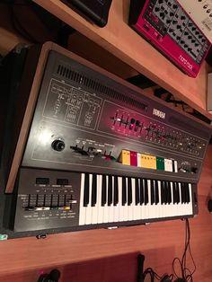 MATRIXSYNTH: Yamaha CS-50 Vintage Analog Synthesizer