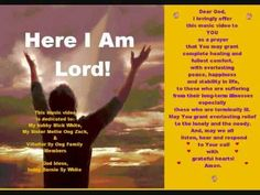 Here I Am Lord by Inday Bernie Sy-White (USA).wmv