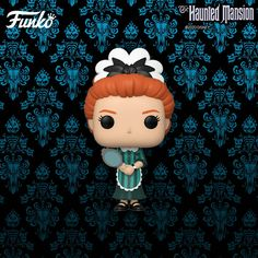 Do you have room for a few more Haunted Mansion POPVinyl figures?