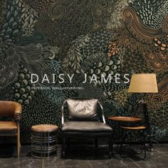 Daisy James: The Tribe Pattern Collection no.