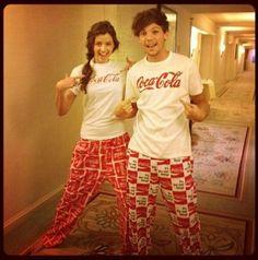 Wow they really like Coca-Cola