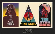 Movie Poster Set 1 - giclee on paper