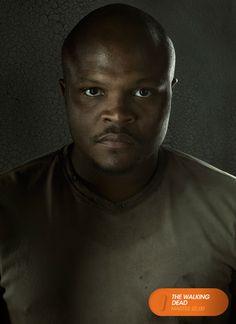 "Robert 'Irone' Singleton es ""T-Dog"".  The Walking Dead - Martes 22.00  #TWD3ENFOX Mira contenido exclusivo en www.foxplay.com"