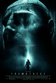 Prometheus, directed by Ridley Scott. Not the best from Mr. Scott, still a fine job and a must for those who enjoyed the Alien saga.