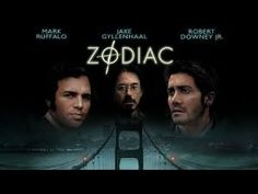 Zodiac 2007, Jake Gyllenhaal ♥ Full Movie with English (HD) - YouTube