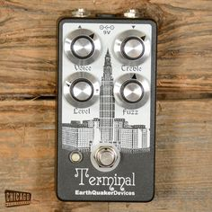 Earthquaker Devices Terminal Fuzz USED