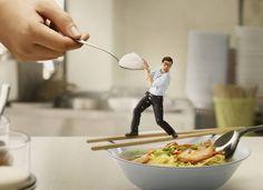 Photographer CHUB NOKKAEW  Noodle  ONE EYELAND