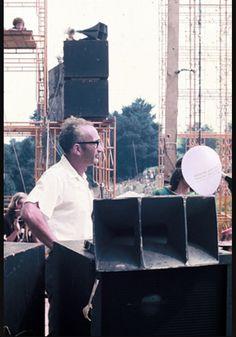 "Max Yasgur was dubbed the ""Patron Saint of Woodstock"""