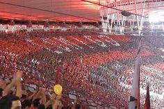 Maracanã Stadium Flamengo Soccer Game Ticket