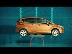 Ford UCL BMAX Dive Portugal - Impecável. Tecnologias Ford. www.ford.pt