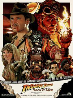 Indiana Jones & the Temple of Doom - Joshua Budich ----