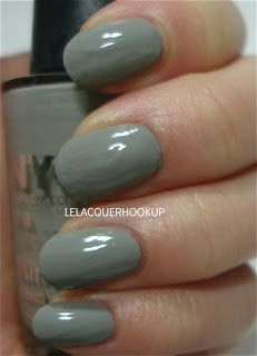 LE LACQUER HOOK UP: NYC New York Color Sidewalkers + CrowsToes I Make the Path