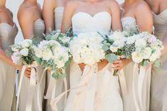 Amanda Landon Weddings. JL Photography. #neutralwedding #destinationwedding