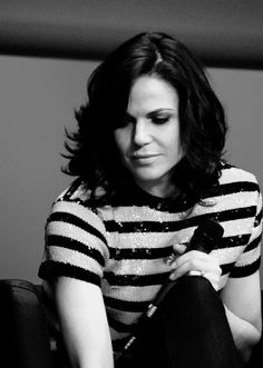 Lana Parrilla. Love her character in Once upon a Time. And her hair :-)