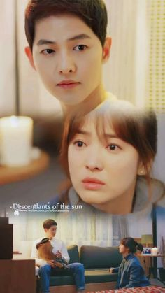 Descendants Of The Sun what are you waiting for? Go watch it! Korean Drama Series, Korean Drama Quotes, Songsong Couple, Best Couple, Desendents Of The Sun, Descendants Of The Sun Wallpaper, Kdrama, Song Joong Ki Birthday, Love K