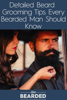 Beard Care Tips: Detailed Beard Grooming Tips Every Bearded Man Should Know Diy Beard Oil, Beard Tips, Beard Ideas, Santa Beard, Beard Game, Beard Look, Beard Model, Beard Tattoo, Tattoo Man