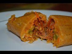 ▶ CHUCHEMAN como hacer tamales de carne de res-Recetas de cocina - YouTube