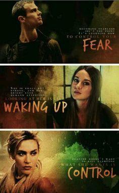 Divergent by Veronica Roth   Divergent series   #quote #film