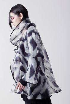 Amy Nguyen, ACE, #fiber wearable artist 2015