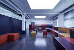 Tagungslocation TOWA Digital Agentur (c) TOWA GmbH Gala Dinner, Villa, Conference Room, Digital, Table, Furniture, Design, Home Decor, Event Room