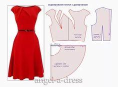 Платье со смещенной застежкой расклешенное: 14 тыс изображений найдено в Яндекс.Картинках