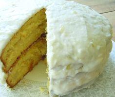 Recipe: Best Pineapple Cake I've Ever Tasted