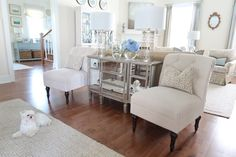 Image result for sitting area behind couch