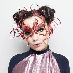 monarcana: Björk at Björk Digital at the Miraikan...
