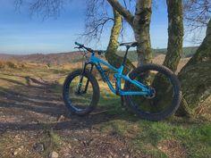 Trek Farley ex8 fat bike