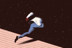 "nelsgon: ""Illustration for Expansíon Magazine, Mexico """