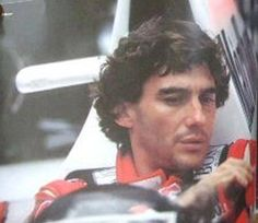 MAGIC AYRTON SENNA