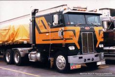 Image may contain: outdoor Big Rig Trucks, Semi Trucks, Pickup Trucks, Cab Over, Peterbilt Trucks, Best Sites, Tractors, Transportation, Vehicles