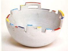 early ettore sottsass ceramics