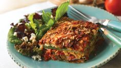 Pastaless Vegetable Lasagna from Slow Food Nation's Come to the Table (plus a recipe for warm fava bean salad)