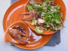 Rezept: Hummer-Papaya-Salat