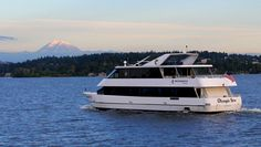 Sunset Dinner Cruise (South Lake Union) @ Waterways Cruises Yacht at South Lake Union Park (Seattle, WA)