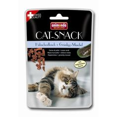Animonda Cat Snack Poulet & Moules de Nouvelle Zélande Poulet & Moules vertes 45 g Oatmeal, Snacks, Breakfast, Shopping, Food, Green Mussels, New Zealand, Chicken, Seashells