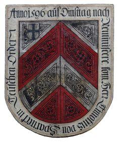 Nürnberg St Jakob Wappenscheibe 09 - Sparneck (Adelsgeschlecht) – Wikipedia