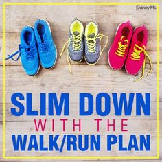 Slim+Down+with+the+Walk/Run+Plan