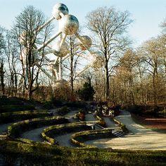 Parc d'Osseghem - Ossegempark © Peter Gutierrez