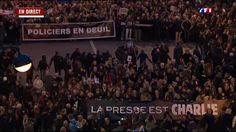 Marche pour Charlie Hebdo - Paris, Marseille, Lyon: plus de 3,7 millions de manifestants dans les rues – metronews