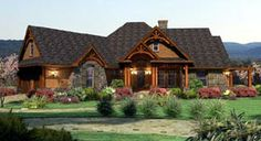 House Plan 65862 | Cottage   Craftsman   Tudor    Plan with 2091 Sq. Ft., 3 Bedrooms, 3 Bathrooms, 2 Car Garage. Lottery win ideas