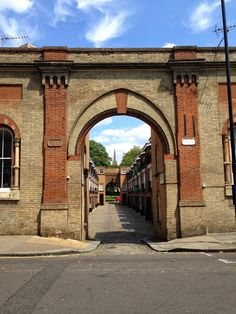 Urban Wandering - Elgin Mews North, Maida Vale, London