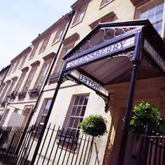 DESIGNRESTAURANTS The Queensberry Hotel - Bath, Somerset | Club offers available